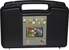 Gold Series kit: Headlight Restoration Kit w/ Carrying Case for up to 70 Vehicles, or 140 Headlamps