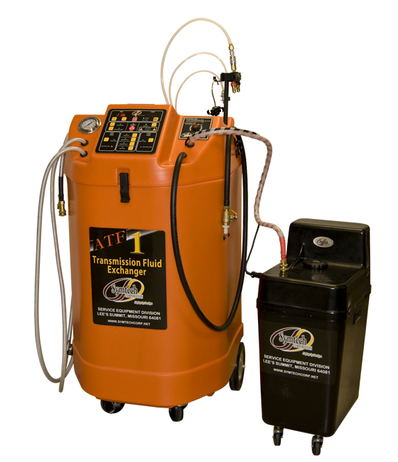 ATF Infinity transmission flush machine, transmission fluid exchanger